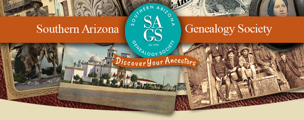 Southern Arizona Genealogy Society